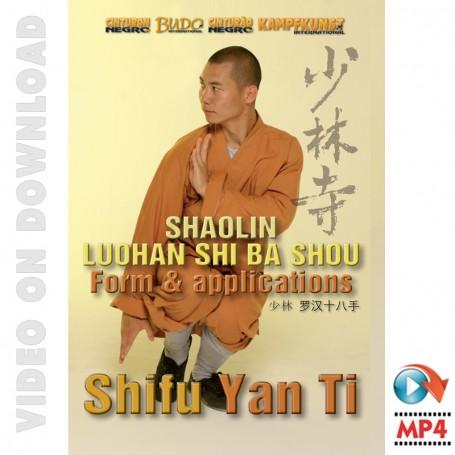 Shaolin Luohan Shi Ba Shou Form Taolu