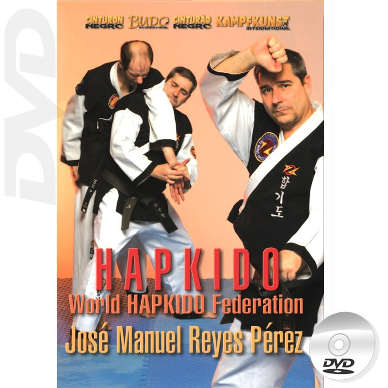 DVD HapkidoTechnique WHF