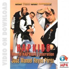 Hapkido Tecnica WHF