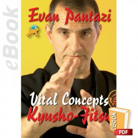 e-Book Kyusho Jitsu, The Vital Points. Advanced Level. English