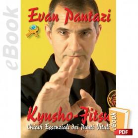 e-Book Kyusho-Jitsu, Chiavi Essenziali Dei Punti Vitali. Italiano