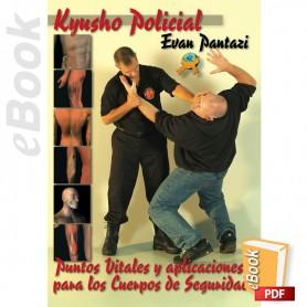 e-Book Kyusho Policial, Puntos Vitales para cuerpos de seguridad. Español