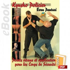e-Book Kyusho Policier, Points Vitaux pour les Forces de l'Ordre. Français