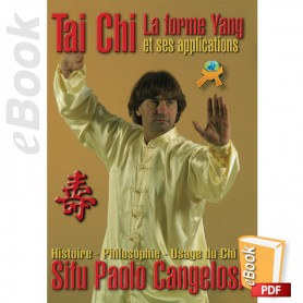 e-Book Tai Chi. La forme Yang et ses applications. Français