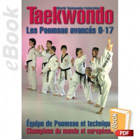 e-Book Taekwondo WTF Les Poomsae Supérieurs 9-17. Français