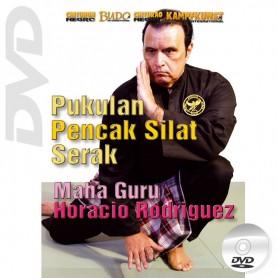 DVD Pukulan Pencak Silat Serak. Empty Hands