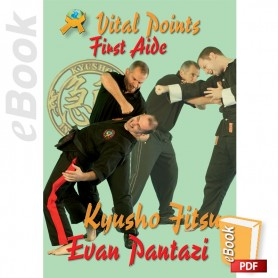 e-Book Kyusho Vital Points First Aide. English
