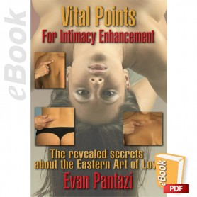 e-Book Kyusho Jitsu, Vital Points for Intimacy Enhancement. English