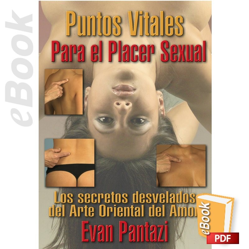 e-Book Kyusho Jitsu, Puntos Vitales para el placer sexual. Español