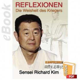 e-Book Reflexionen, Die Weisheit des Kriegers. Deutsch