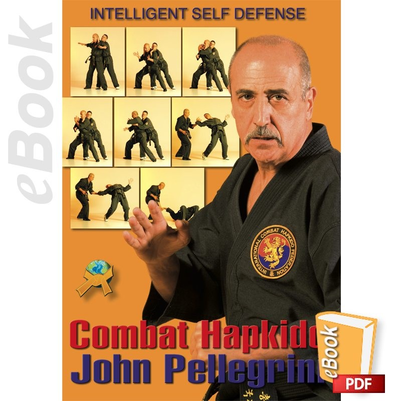 e-Book Combat Hapkido, The Art of Self Defense. English