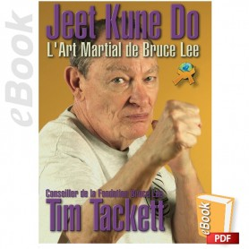 e-Book Jeet Kune Do, L'art de Bruce Lee. Français