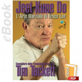 e-Book Jeet Kune Do, L'Arte di Bruce Lee. Italiano