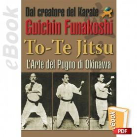 e-Book To-Te Jitsu. Guichin Funakoshi. Italiano