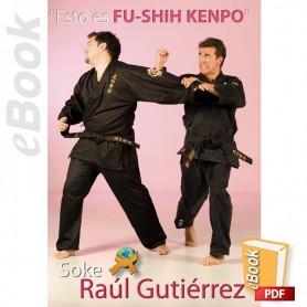 e-Book Esto es Fu-Shih Kenpo. Español