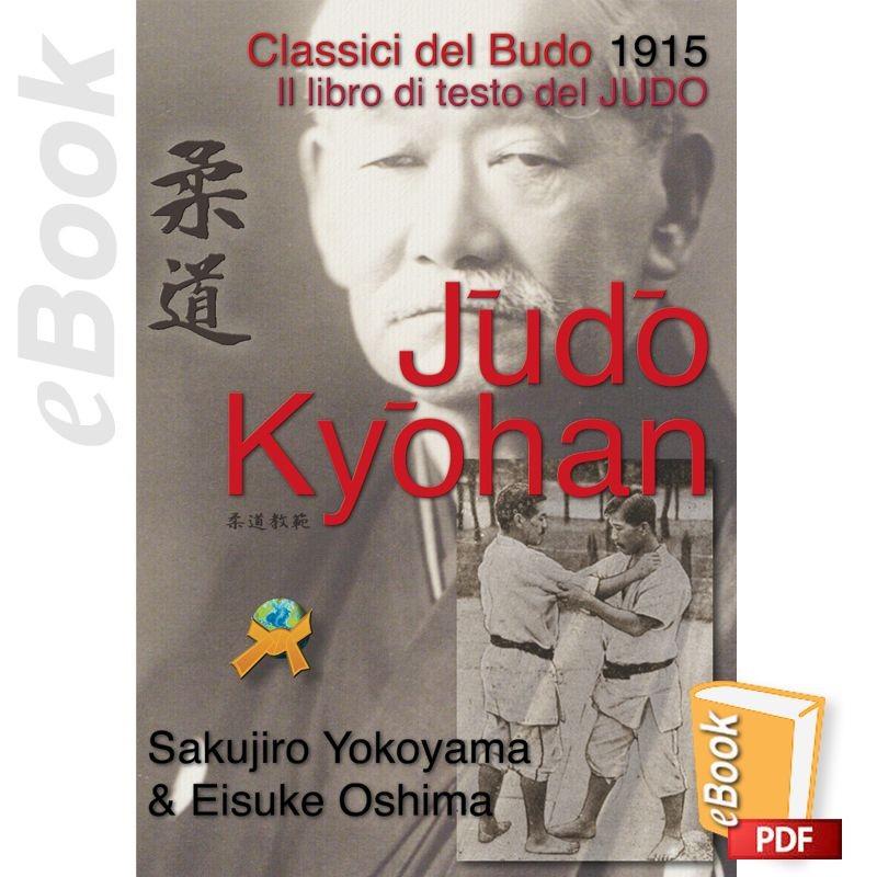e-Book Judo Kyohan. Italiano