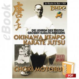 e-Book Okinawa Kempo Karate Jutsu. Deutsch