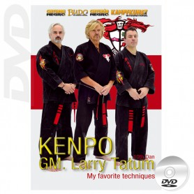 DVD Kenpo, My Favorite Techniques