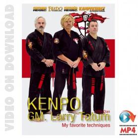 Kenpo, Mes Techniques Préférées
