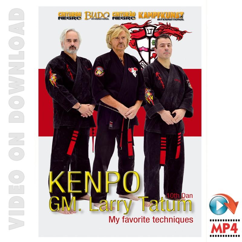 Kenpo, My Favorite Techniques