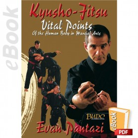 e-Book Kyusho-Jitsu, Vital Points for combat. English