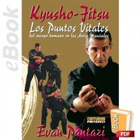 e-Book Kyusho-Jitsu, puntos vitales para el combate. Español