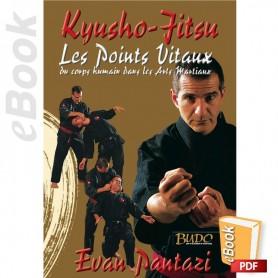 e-Book Kuysho-Jitsu, points vitaux pour le combat. Français
