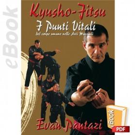 e-Book Kuysho-Jitsu, Punti Vitali per il combattimento. Italiano