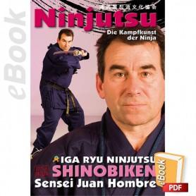 e-Book Iga Ryu Ninjutsu Shinobiken. Die Kampfkunst der Ninja. Deutsch