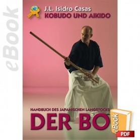 e-Book Der Bo, Handbuch des Japanischen Langstocks. Deutsch