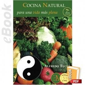 e-Book Cocina Natural para una vida más plena. Español