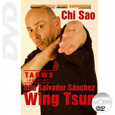 DVD Chi Sao Wing Tsun TAOWS Academy