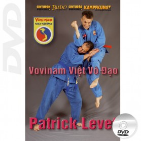 DVD Vovinam Viet Vo Dao Saber and Halberd