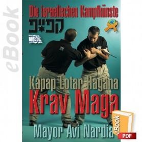 e-Book Krav Maga Kapap Lotar Hagana. Deutsch