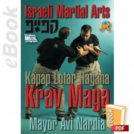 e-Book Krav Maga Kapap Lotar Hagana. English