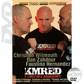 DVD Krav Maga RED Vol.2. Concept & Pedagogy