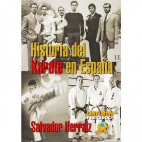 Libro Historia del Karate en España