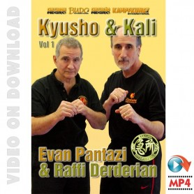 Kyusho & Kali. Manos Vacías Vol.1