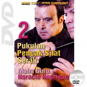 DVD Pukulan Pencak Silat Serak. vol2 Weapons