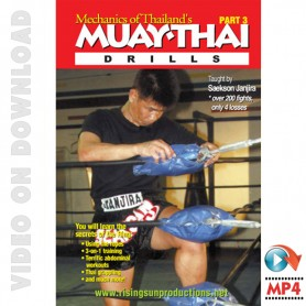 Muay Thai Vol.3. Drills