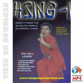 Hsing - I . Shaolin Kung Fu