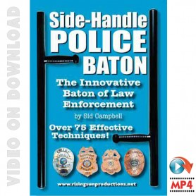The Side-Handle Police Baton