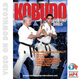 Kobudo Fighting Drills