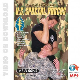 US Special Forces Hand to Hand Combat Elbows