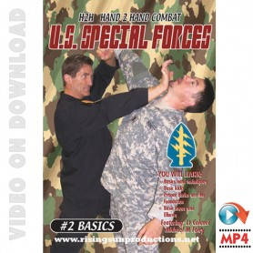 US Special Forces Hand to Hand Combat Basics