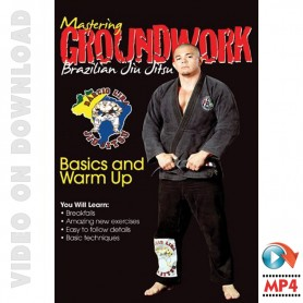 BJJ Mastering Groundwork Vol.1 Basics and Warm up.