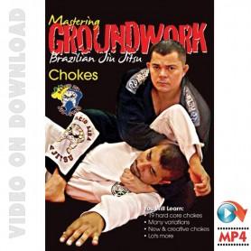 BJJ Mastering Groundwork Vol.2 Chokes