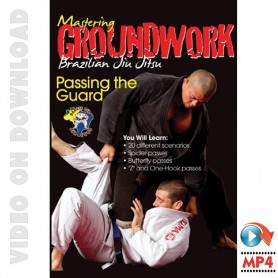 BJJ Mastering Groundwork Vol.4 Passing The Guard