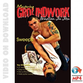 BJJ Mastering Groundwork Vol.6 Sweeps