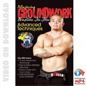 BJJ Mastering Groundwork Vol.7 Advanced Techniques